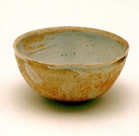 遠州切形 信楽茶碗